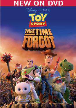 Toy Story That Time Forgot, Movie on DVD, Family Movies, Kids Movies, ,  on DVD