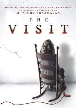 The Visit (2015), Movie on Blu-Ray, Horror Movies, Suspense Movies, ,  on Blu-Ray