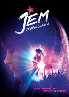 Jem and the Holograms, Movie on DVD, Drama Movies, movies coming soon, new movies in February