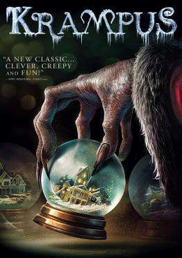 Krampus, Movie on Blu-Ray, Comedy Movies, Horror Movies, new movies, new movies on Blu-Ray