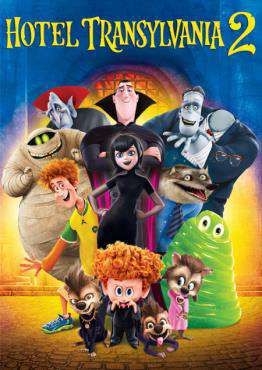 Hotel Transylvania 2, Movie on Blu-Ray, Family Movies, Animation Movies, ,  on Blu-Ray