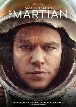 The Martian, Movie on DVD, Action Movies, Adventure Movies, Sci-Fi & Fantasy Movies, Suspense Movies, ,  on DVD