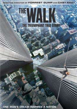 The Walk , Movie on Blu-Ray, Drama Movies, ,  on Blu-Ray