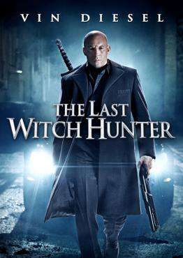 The Last Witch Hunter, Movie on DVD, Action Movies, Horror Movies, ,  on DVD