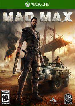 Mad Max Xbox One, Game on XBOXONE, Action Video Games, ,  on XBOXONE