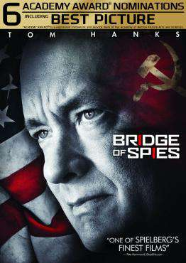 Bridge of Spies, Movie on DVD, Drama Movies, Suspense Movies, new movies, new movies on DVD