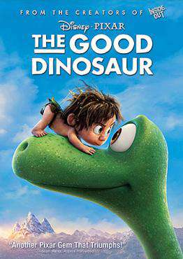 The Good Dinosaur, Movie on DVD, Action Movies, Family Movies, Adventure Movies, Kids Movies, ,  on DVD