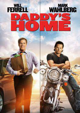 Daddy's Home, Movie on Blu-Ray, Comedy Movies, new comedy movies, new comedy movies on Blu-Ray