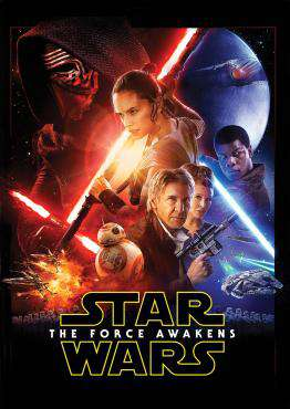 Star Wars: The Force Awakens, Movie on Blu-Ray, Action Movies, Adventure Movies, Sci-Fi & Fantasy Movies, ,  on Blu-Ray