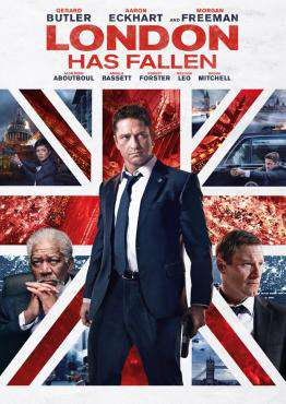 London Has Fallen, Movie on Blu-Ray, Action Movies, Suspense Movies, movies coming soon, new movies in July