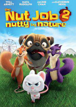 The Nut Job 2: Nutty By Nature, Movie on DVD, Family Movies, Kids Movies, ,  on DVD
