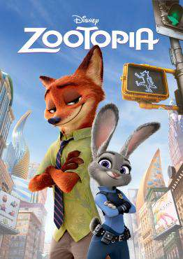 Zootopia, Movie on Blu-Ray, Family Movies, Kids Movies, ,  on Blu-Ray