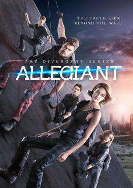 The Divergent Series: Allegiant - Part 1, Movie on DVD, Action Movies, Adventure Movies, Sci-Fi & Fantasy Movies, ,  on DVD