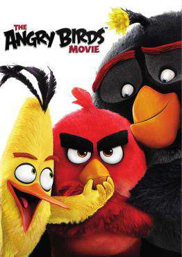 The Angry Birds Movie, Movie on DVD, Comedy Movies, Family Movies, ,  on DVD