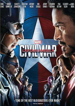 Captain America: Civil War, Movie on Blu-Ray, Action Movies, Adventure Movies, ,  on Blu-Ray