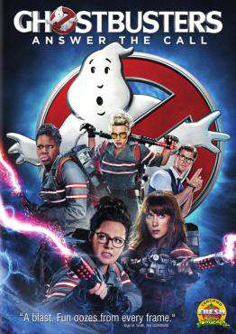 Ghostbusters (2016), Movie on DVD, Comedy Movies, ,  on DVD