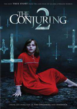 The Conjuring 2, Movie on Blu-Ray, Horror Movies, Suspense Movies, ,  on Blu-Ray