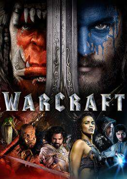Warcraft, Movie on Blu-Ray, Action Movies, Adventure Movies, ,  on Blu-Ray