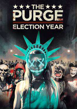 The Purge: Election Year, Movie on DVD, Horror Movies, Thriller & Suspense Movies, new movies, new movies on DVD