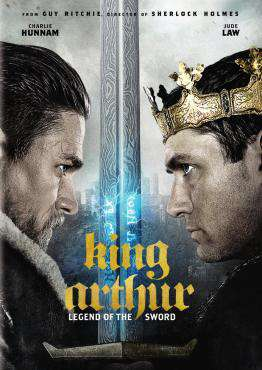 King Arthur: Legend of the Sword, Movie on Blu-Ray, Action Movies, Adventure Movies, ,  on Blu-Ray
