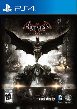 Batman: Arkham Knight, Game on PS4, Action Video Games, ,  on PS4