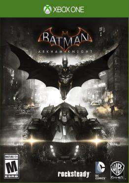 Batman: Arkham Knight Xbox One, Game on XBOXONE, Action Video Games, ,  on XBOXONE