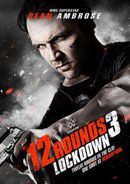 12 Rounds 3: Lockdown, Movie on DVD, Action Movies, Drama Movies, ,  on DVD