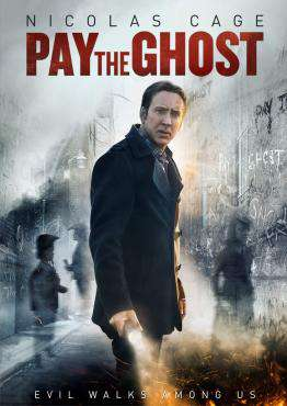 Pay The Ghost, Movie on DVD, Horror Movies, Suspense Movies, ,  on DVD