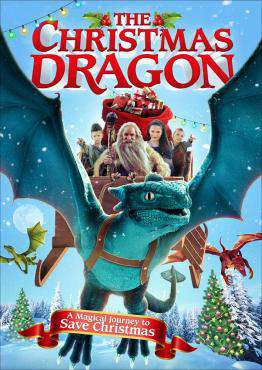 The Christmas Dragon, Movie on DVD, Family Movies, Adventure Movies, ,  on DVD
