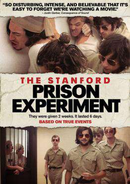 Stanford Prison Experiment, Movie on DVD, Drama Movies, Suspense Movies, ,  on DVD