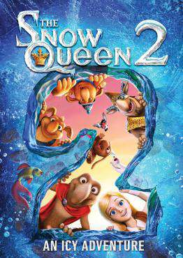 The Snow Queen 2, Movie on DVD, Family Movies, Animation Movies, Holiday Movies, Kids Movies, ,  on DVD