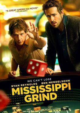 Mississippi Grind, Movie on DVD, Drama Movies, new movies, new movies on DVD