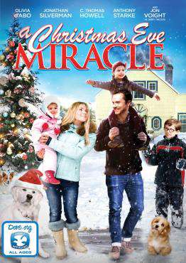 A Christmas Eve Miracle, Movie on DVD, Family Movies, Holiday Movies, ,  on DVD