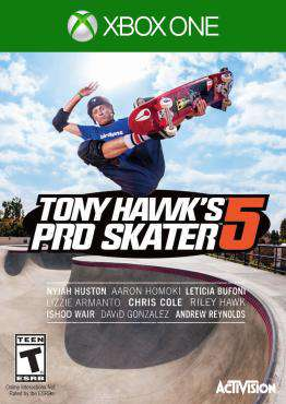 Tony Hawk Pro Skater 5 Xbox One, Game on XBOXONE, Sports Video Games, ,  on XBOXONE