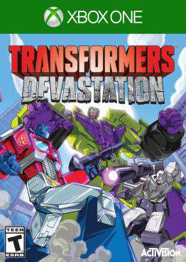 Transformers Devastation Xbox One, Game on XBOXONE, Sports Video Games, ,  on XBOXONE
