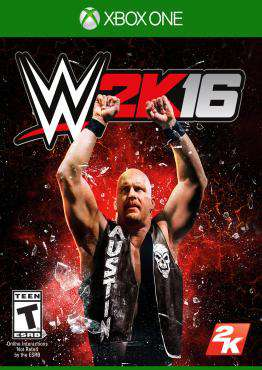 WWE 2K16 Xbox One, Game on XBOXONE, Fighting Video Games, ,  on XBOXONE