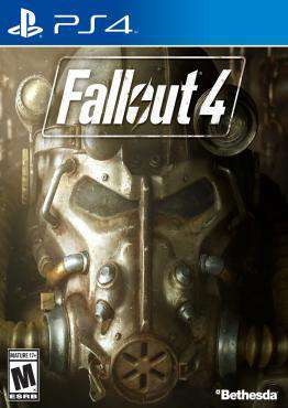 Fallout 4, Game on PS4, Action Video Games, ,  on PS4
