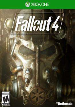 Fallout 4 Xbox One, Game on XBOXONE, Action Video Games, ,  on XBOXONE