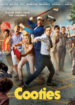 Cooties, Movie on DVD, Comedy Movies, Horror Movies, ,  on DVD