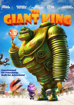 The Giant King, Movie on DVD, Family Movies, Adventure Movies, Kids Movies, ,  on DVD