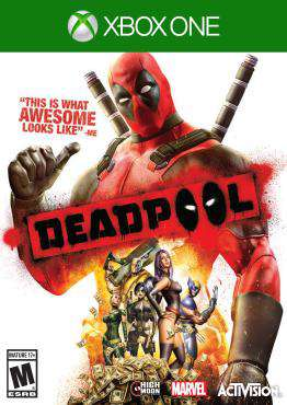 Deadpool Xbox One, Game on XBOXONE, Action Video Games, new video games, new video games on XBOXONE