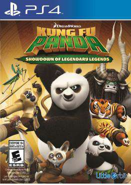 Kung Fu Panda: Showdown of Legendary Legends, Game on PS4, Family Video Games, new video games, new video games on PS4