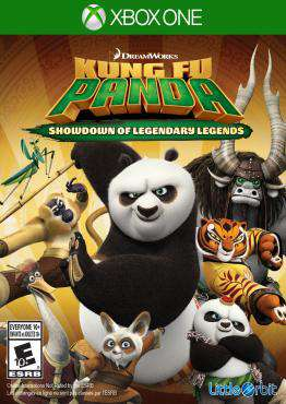 Kung Fu Panda: Showdown of Legendary Legends Xbox One, Game on XBOXONE, Family Video Games, new video games, new video games on XBOXONE