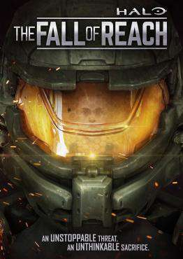 Halo: The Fall of Reach, Movie on DVD, Action Movies, Sci-Fi & Fantasy Movies, ,  on DVD
