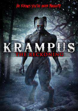 Krampus: The Reckoning, Movie on DVD, Horror Movies, new movies, new movies on DVD