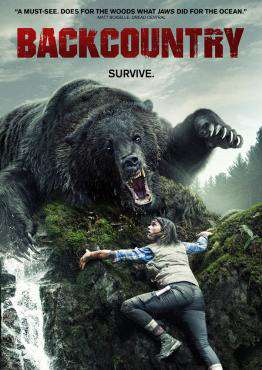 Backcountry, Movie on DVD, Horror Movies, Suspense Movies, ,  on DVD