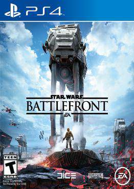Star Wars: Battlefront, Game on PS4, Shooter Video Games, ,  on PS4