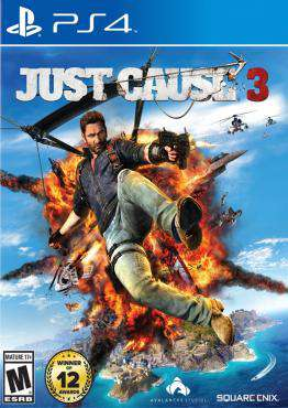 Just Cause 3, Game on PS4, Action Video Games, ,  on PS4