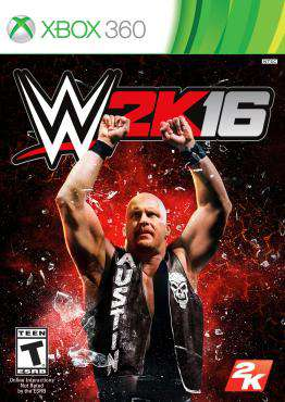 WWE 2K16 Xbox 360, Game on XBOX360, Sports Video Games, new video games, new video games on XBOX360
