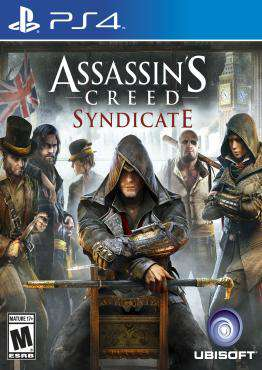 Assassin's Creed: Syndicate, Game on PS4, Action Video Games, ,  on PS4